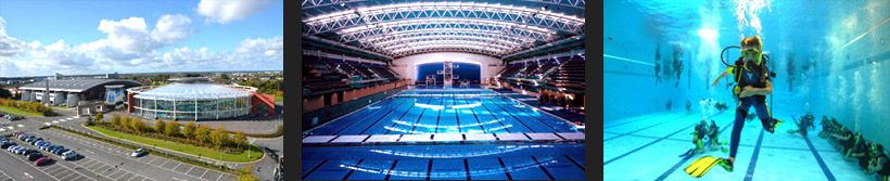 National Aquatic Centre, Blanchardstown