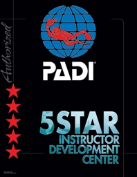 Padi 5 Star IDC center logo