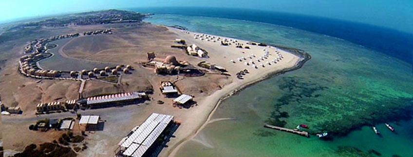 Marsa Shagra dive resort